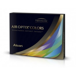 AIR OPTIX AQUA colors